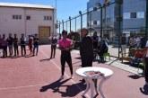 اقامت كلية الاداب المبارات النهائية  بكرة القدم الخماسي